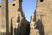 Karnak und Luxor Tempel